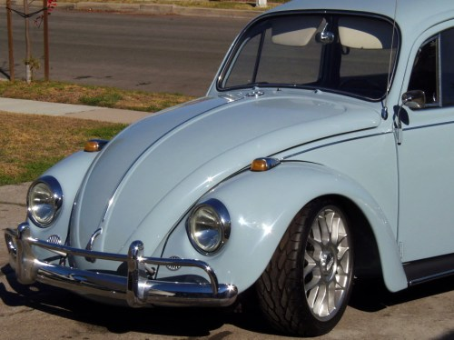 '67 Beetle Build Update — Don Barker