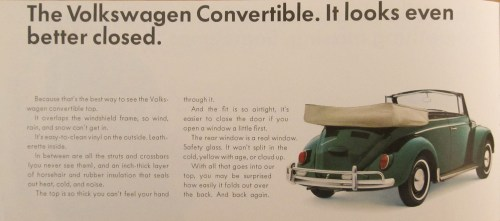 How To Tell A Volkswagen From a Volkswagen
