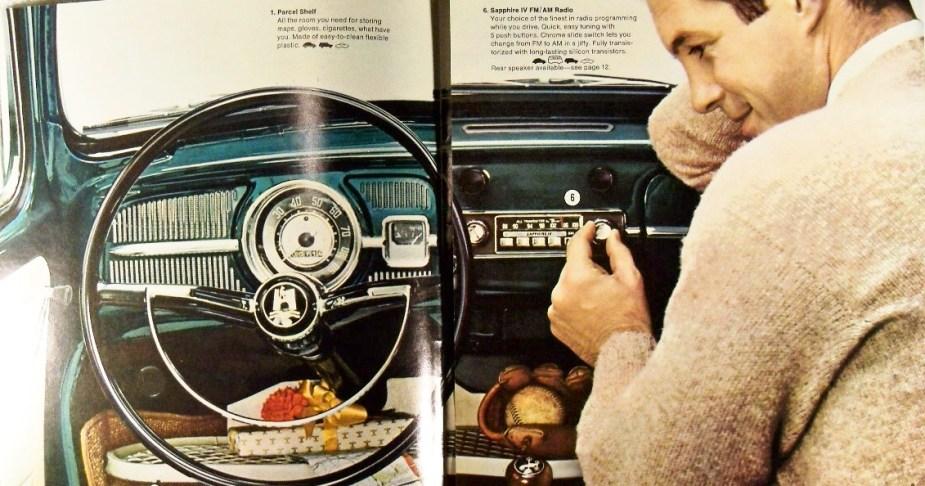 '67 Beetle Accessories