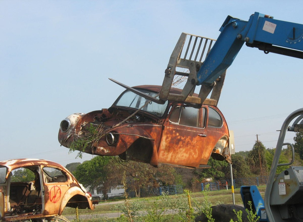 Don's Bug Barn — A Vintage VW Salvage Yard