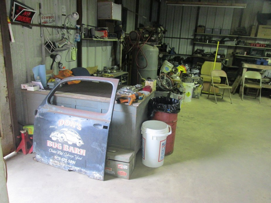 Featured Volkswagen Business — Doug's Bug Barn