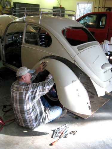 Featured '67 Beetle — Susan & Doug W