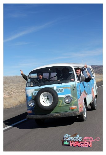 Circle the Wagen — A Buddy/Roadtrip/Docu-Dramedy
