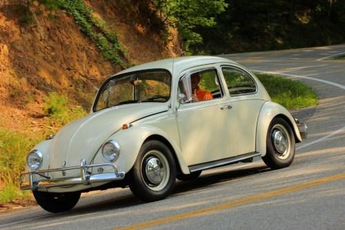 '67 Volkswagen Beetle — Bob Hutcheson