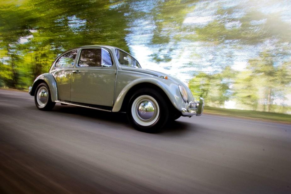 Featured '67 Beetle — Linas Barščevičius