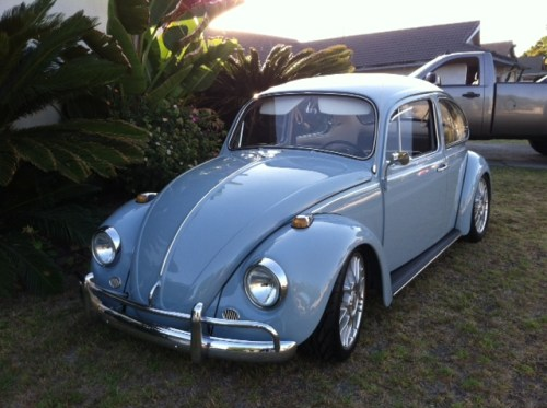 Featured '67 Beetle — Don Barker