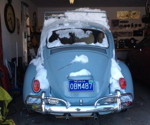 '67 Volkswagen Beetle — -5°