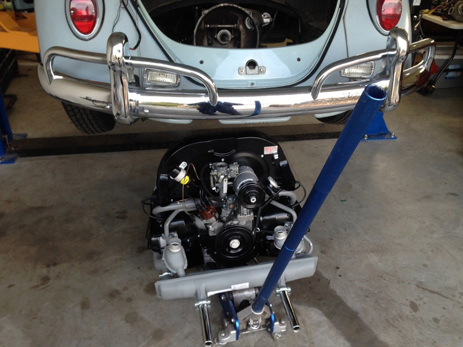 '67 Volkswagen Beetle — Tim Mossman's 1500 CC Engine Build