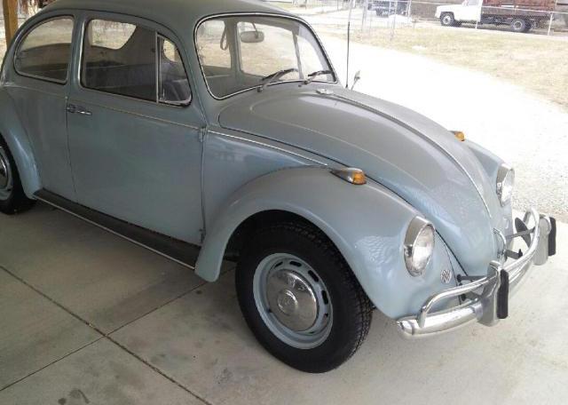 L639 Zenith Blue '67 Beetle