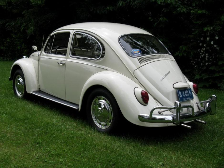 Featured '67 Beetle — Rebecca Maindonald