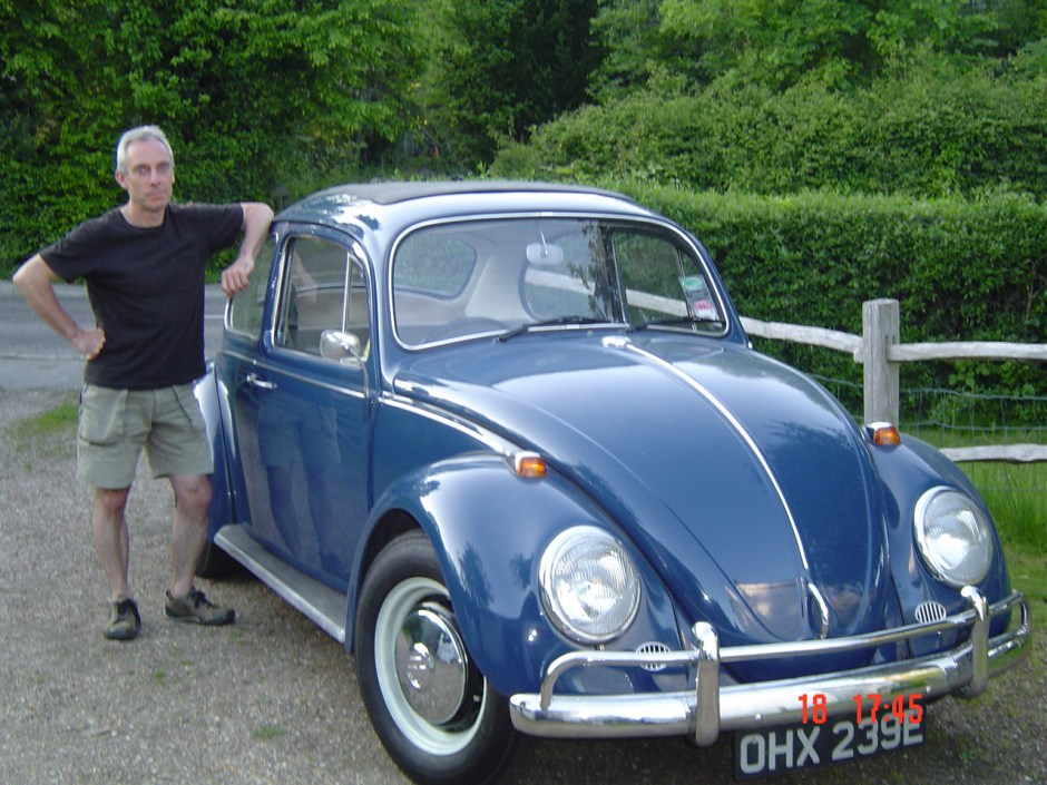 Robin Snook's '67 Beetle