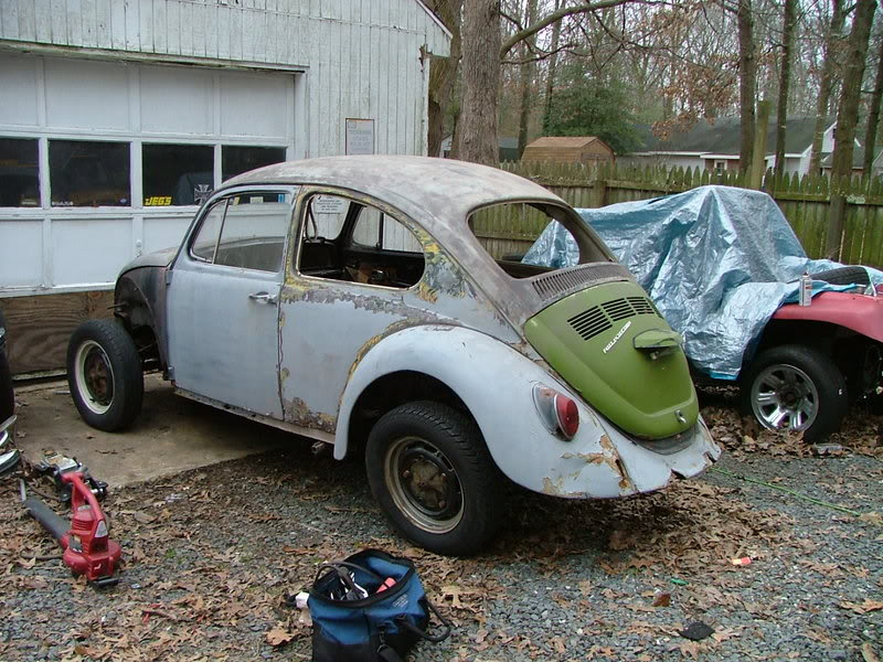 '67 Volkswagen Beetle — Buying Strategies