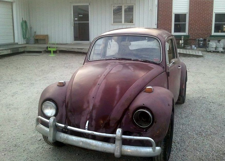 '67 Beetle Barn Find