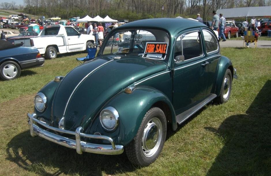 Selling a Vintage Volkswagen