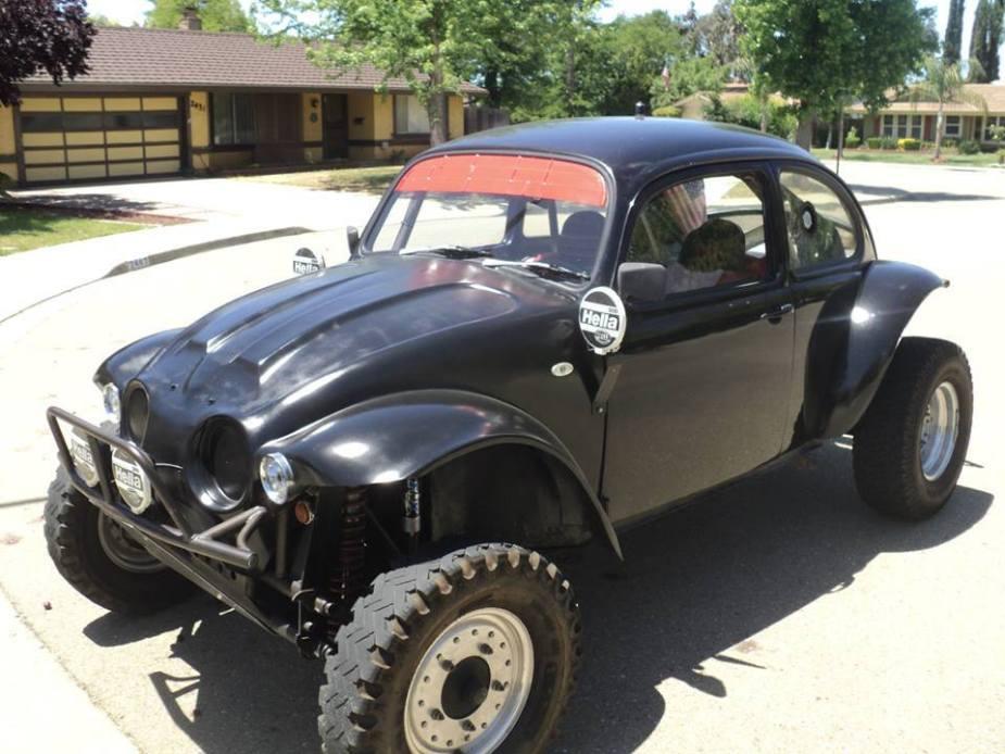 Tony Mace Baja Bug