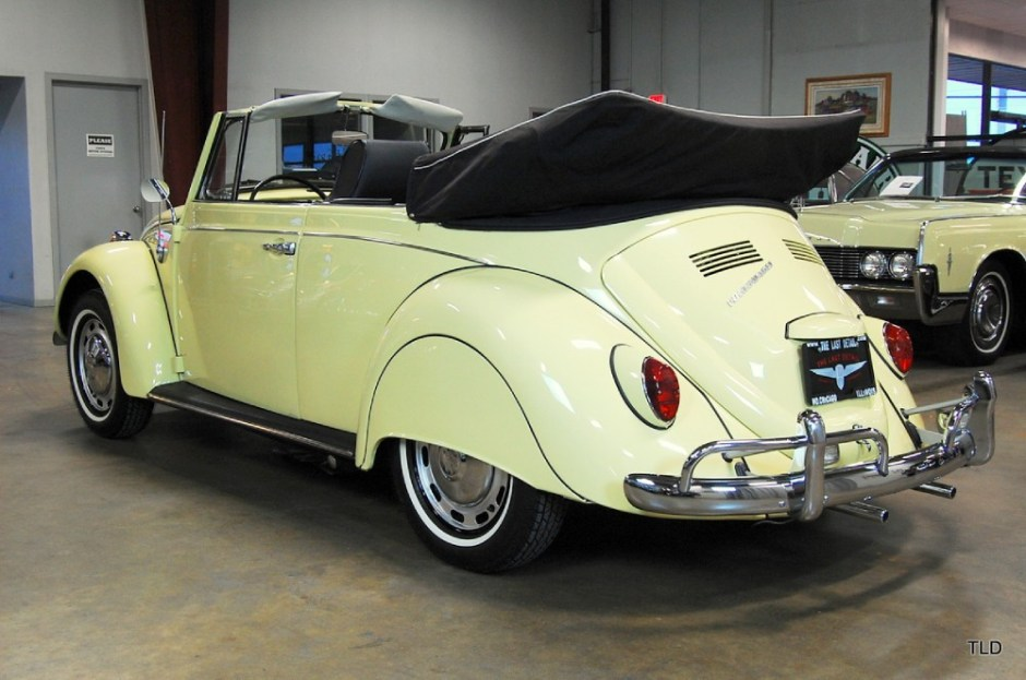 FOR SALE – L282 Yukon Yellow '67 Vert