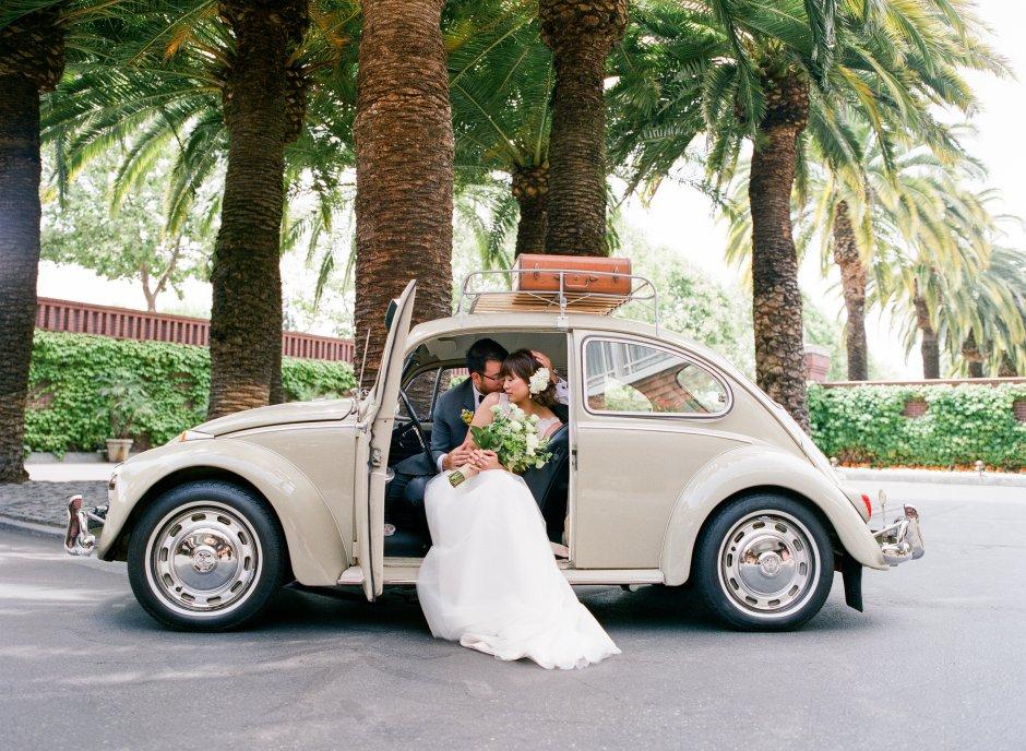 A Vintage Volkswagen Wedding