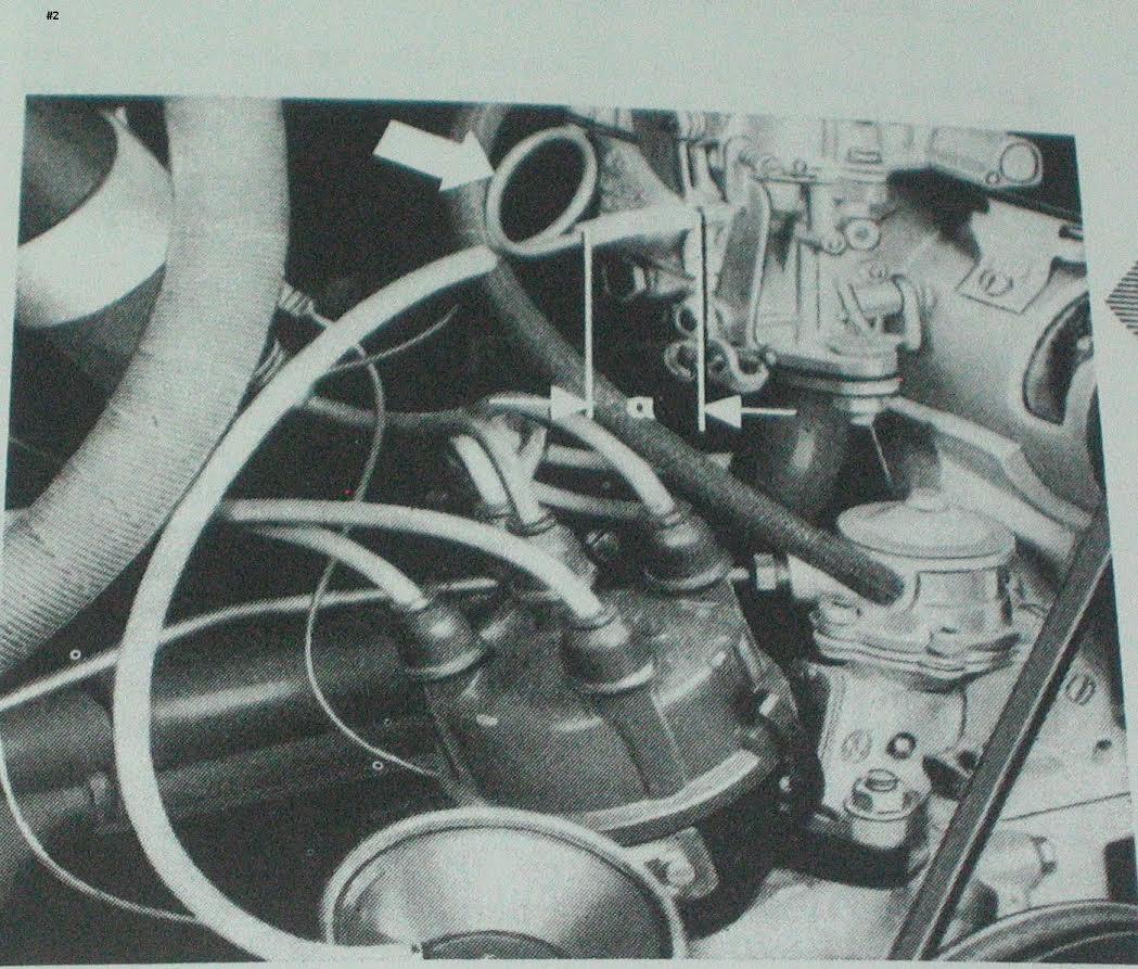 The Correct '67 Beetle Distributor – 1967 VW Beetle