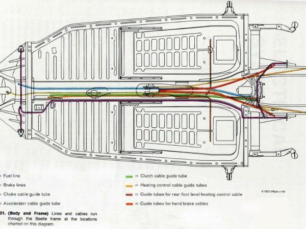 vw bus heater diagram vintage volkswagen deftost system rebuild     1967 vw beetle  system rebuild     1967 vw beetle