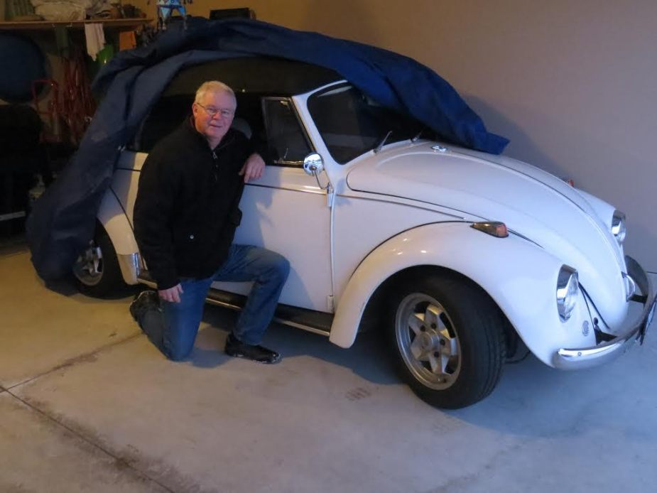 Tom Parson's L282 Lotus White '67 Vert