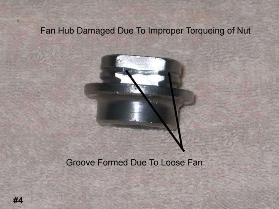 FanHubDamaged