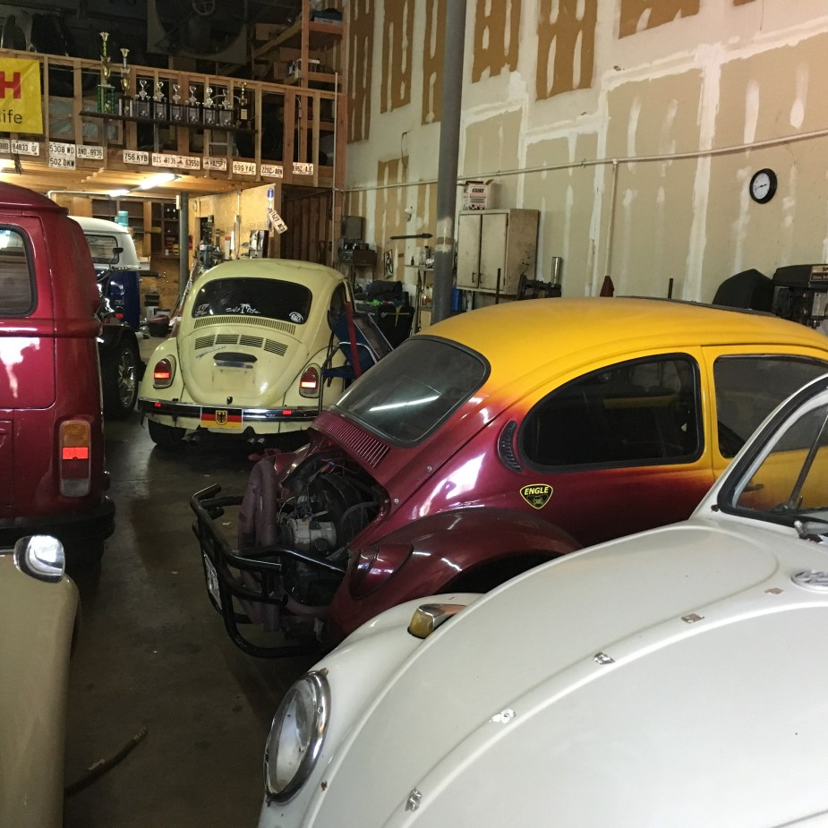 Volkswagen Atlanta: Advanced Vintage Volkswagen
