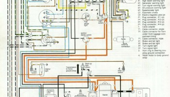 and vw beetle wiring diagram vw beetle 67 beetle wiring diagram u s version