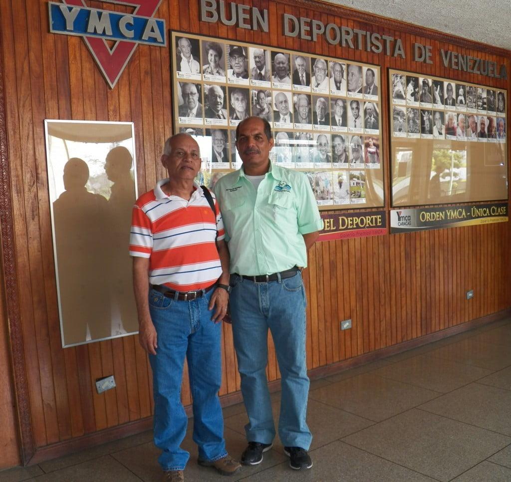 Certificación YMCA Instructor Natación Nivel I Carlos Figueroa y Rosalbo Verastegui