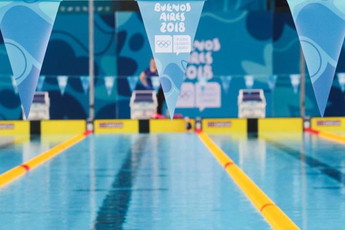 Natacion Juegos Olimpicos de la Juventud Buenos Aires 2018