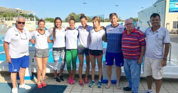 Selección argentina realiza un campus de entrenamiento en Australia
