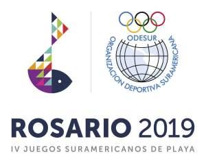 Juegos Suramericanos de Playa Rosario 2019