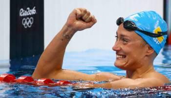 Mireia Belmonte competirá en la ISL con el equipo London Roar