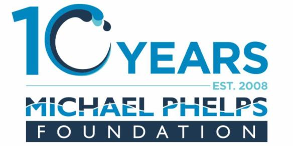 Michael Phelps Fundation 10 years