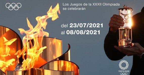 COI anuncio las nuevas fechas de los Juegos Olímpicos Tokio 2020