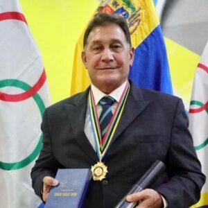 Glen Sochasky Natacion Venezuela