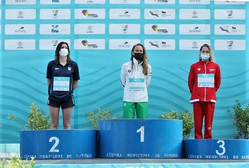 FINA Preolimpico de Setubal 2021 femenino