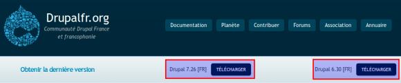 Drupalfr Accueil