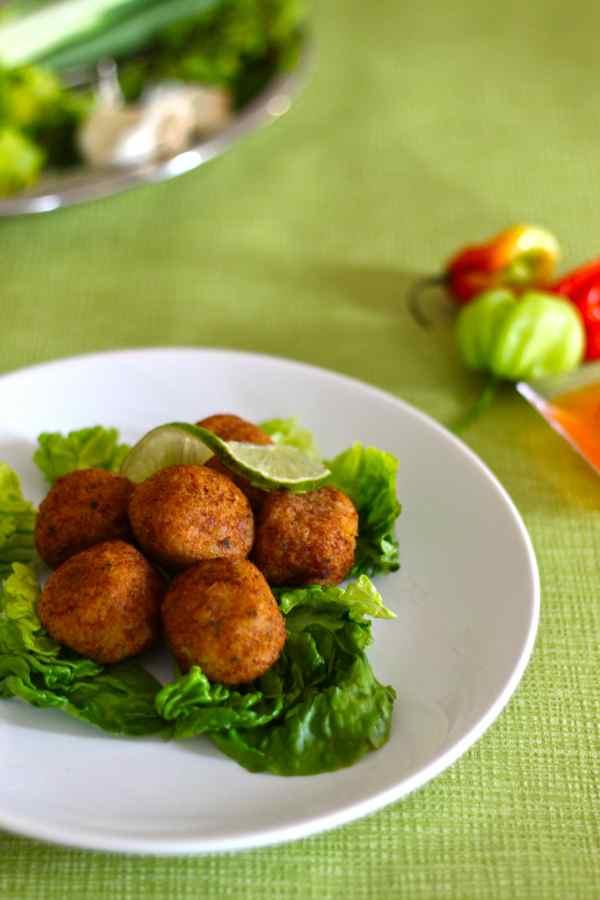 Accras De Morue Portugais : accras, morue, portugais, Fritters, Recipe, Antilles, Flavors