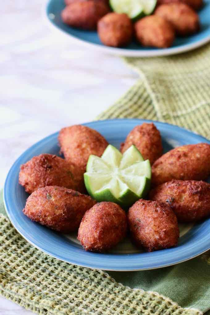 Accras De Morue Portugais : accras, morue, portugais, Bolinhos, Bacalhau, Traditional, Portuguese, Recipe, Flavors