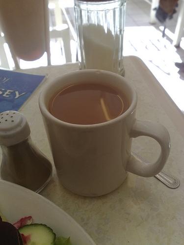Brits and Tea