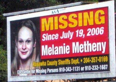 Missing Since 2006. Please Help Find Melanie Metheny