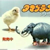 1984年(昭和59年)おもちゃCM、タマゴラス、ゲゲゲハウス、グレートマッスル(キン肉マン)