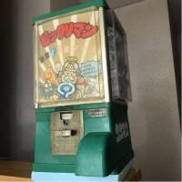 1980年代中盤、「ロッチ ドッキリマンシール(ビックリマンの偽物)」(コスモス)ガチャ100円で5枚