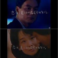 1994年(平成6年)~1996年(平成8年)「サントリーオールド」CM「恋は、遠い日の花火ではない」長塚京三、田中裕子(出演者)