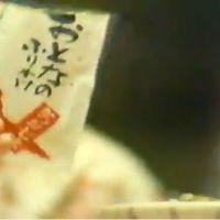 1990年(平成2年)「おとなのふりかけ」僕は今日おとなの味を知ってしまった
