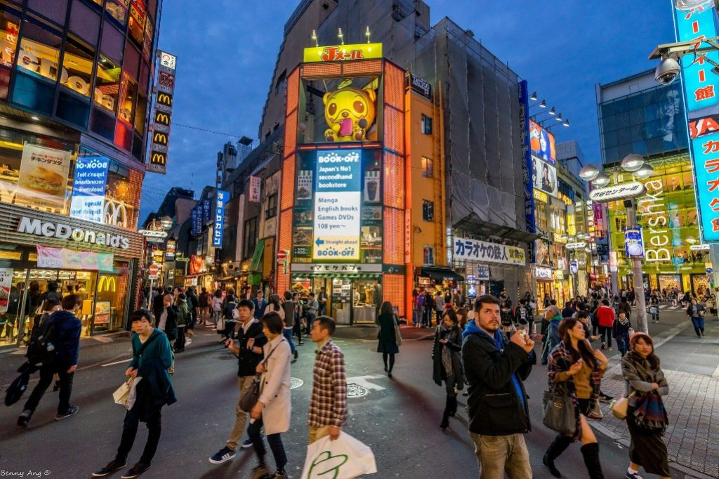 The Best Area to Stay in Tokyo - A Personalized Recommendation - 197 Travel Stamps