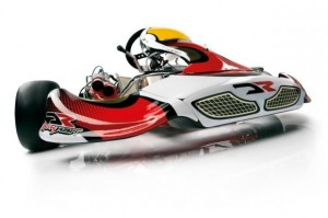 The DR Racing Kart is now available in the Great Lakes area from Andrew Chase Racing under the DRT Racing banner