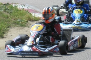 Hannah Grisham and her family are part of what makes the So-Cal Sprinters Kart Club what it is
