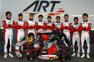 2013 ART Grand Prix factory team