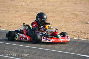 Payton Durrant (Photo: Sean Buur - Go Racing Magazine)